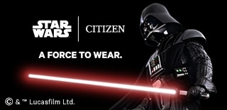 STAR WARS | CITIZEN  A FORCE TO WEAR