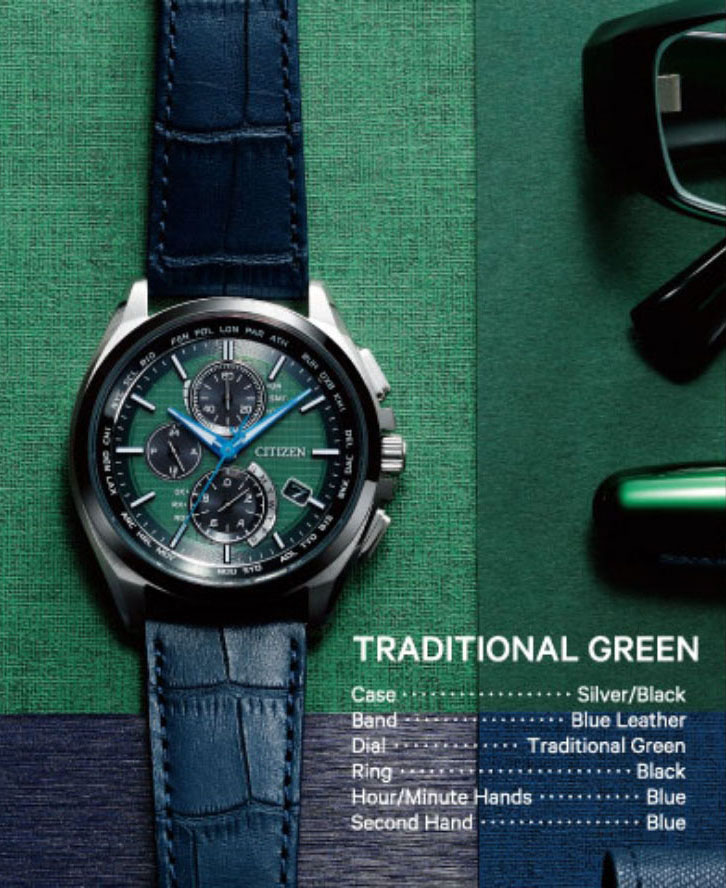 TRADITIONAL GREEN