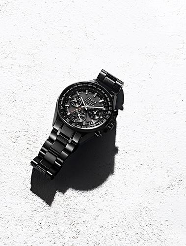 b6eb0e54d4 シチズン アテッサ エコ・ドライブGPS衛星電波時計 F950 ブラックチタン™シリーズ. CC4004-58E 230,000円+税  2018年10月12日発売